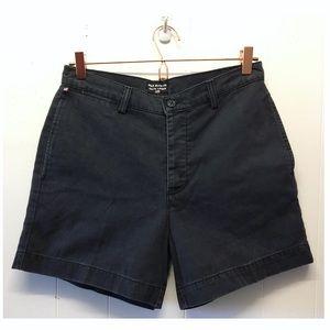 Polo Ralph Lauren | High Rise Plain Front Shorts